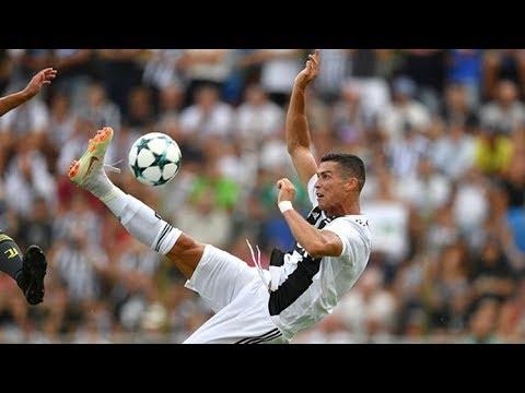 Gol Perdana Cristiano Ronaldo? Juventus vs Lazio – Serie A 2018/2019
