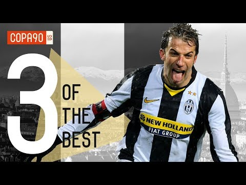 The 3 Players That Define Juventus