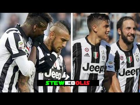 Juventus F.C. ● Best Goals in Each Season 2009-2017 ● HD #Juventus