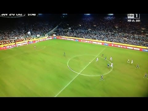 Juventus Lazio 4-0 Supercoppa 2013 Highlights & Goals (HD)