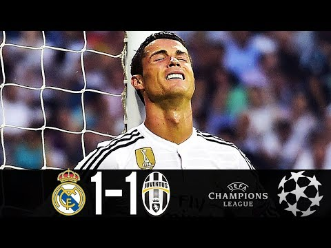 Real Madrid vs Juventus 1-1 – UCL 2014/2015 – Highlights (English Commentary)