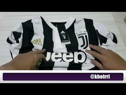 Jersey Juventus Home 2017 2018 Original Seperti Apa Sih?