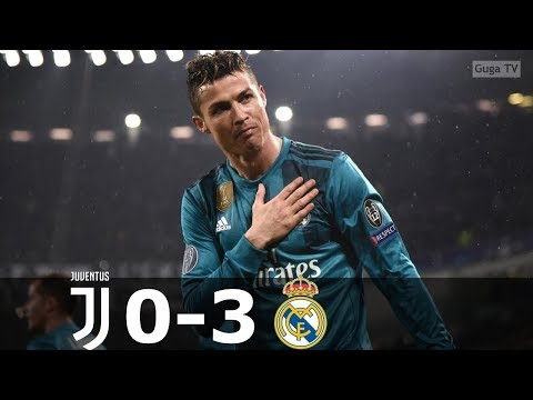 Juventus vs Real Madrid 0 3   UCL 2017 2018   Highlights  HD