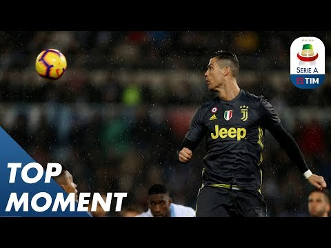 Ronaldo nets late penalty as Juventus edge past Lazio | Lazio 1-2 Juventus | Top Moment | Serie A