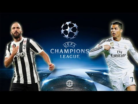 JUVENTUS VS REAL MADRID CHAMPIONS LEAGUE WATCHALONG STREAM LIVE!