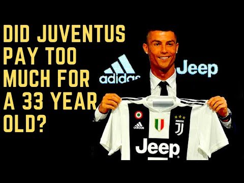 Is Ronaldo Worth What Juventus Paid For Him?