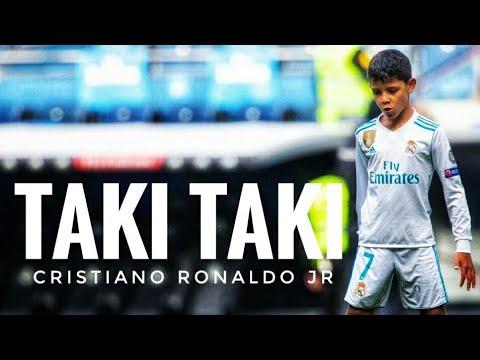 Cristiano Ronaldo Jr – Smart & Creative ▶ Taki Taki – DJ Snake ft. Selena Gomez, Ozuna, Cardi B ᴴᴰ