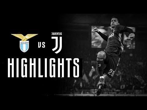 HIGHLIGHTS: Lazio vs Juventus – 1-2    Portuguese turnaround at the Olimpico!