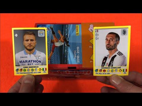 LAZIO – JUVE con le FIGURINE!! Calciatori Panini 2018-19 Prediction