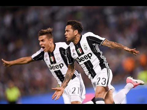 Juventus Lazio 2-0 Coppa Italia highlights Sky HD 2017