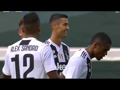 Juventus vs Juventus U-21 5-0 Highlights 2018