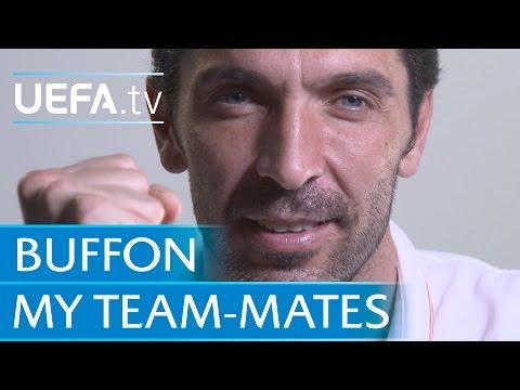 Exclusive: Buffon on Juventus team-mates