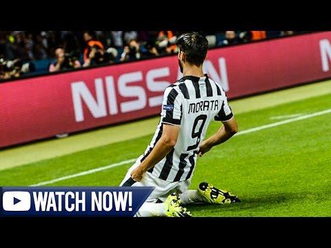 Alvaro Morata ► Maps    Goals & Skills    Juventus [2014 2015]    [HD]