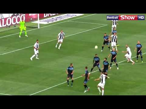 Juventus-Lazio 2-0 – All Goals and Highlights HD GOL – 25/08/2018