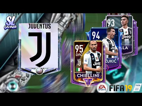 FULL JUVENTUS SPECIAL CARD SQUAD!! *GRL 103*//FIFA MOBILE 🇮🇹💎🇮🇹💎🇮🇹