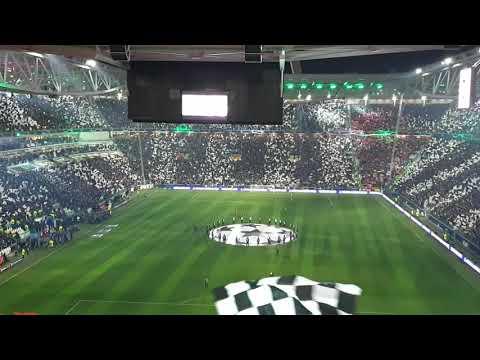 Juventus – Atletico Madrid 3-0 (Formazione, Inno e Inno Champions 12-03-2019)