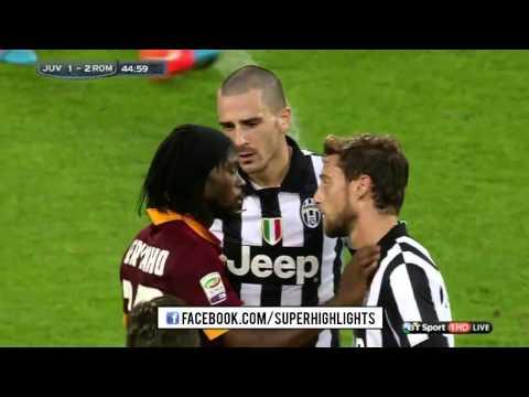 Juventus Roma 3 – 2 (05,10,2014) full highlist