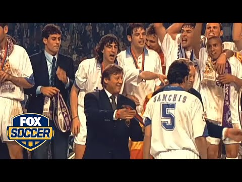 Real Madrid vs. Juventus | 1998 UCL Final | FOX SOCCER