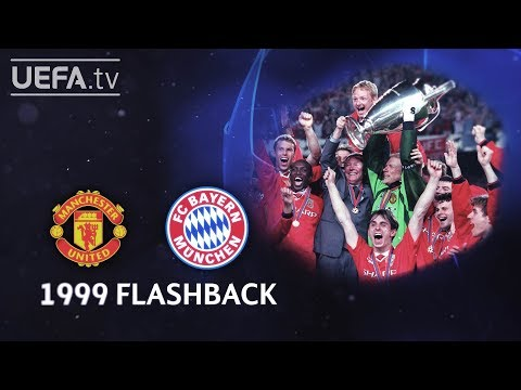 MAN. UNITED 2-1 BAYERN: #UCL 1999 FINAL FLASHBACK
