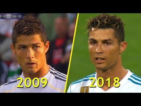 Cristiano Ronaldo's First and Last Game with Real Madrid