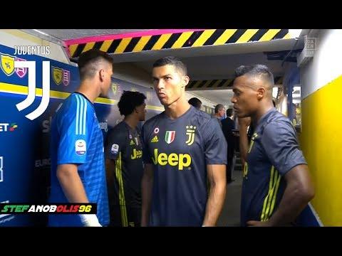 Cristiano Ronaldo ⚽ First Match in Serie A 🇮🇹 Juventus ⚪⚫ ⚽ HD 1080i #CristianoRonaldo #Juventus