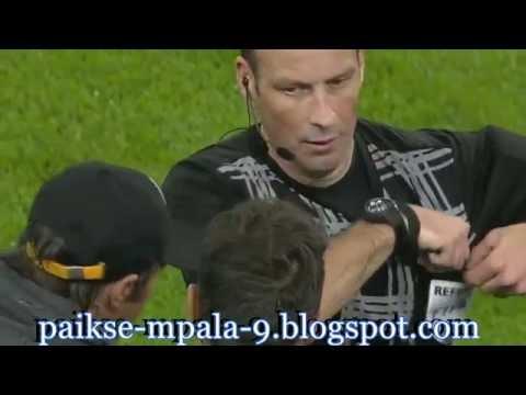 Vucinic vs Markovic 720p HD Juventus 0-0 Benfica 1/5/2014 Europa League