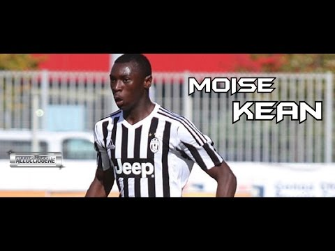 Moise Kean Juventus Goals & Skills 2015/2016 |The Future|