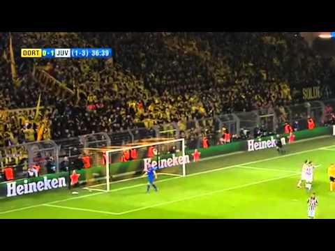 Borussia Dortmund vs Juventus-2015 All Goals and Highlights