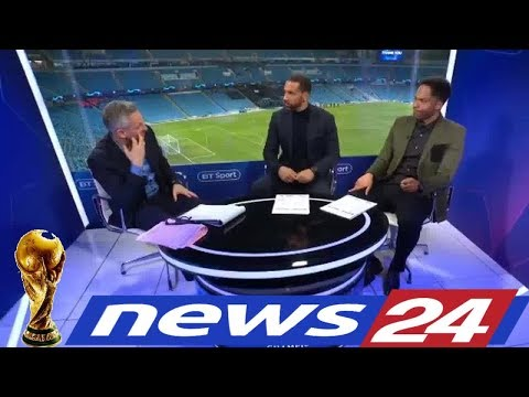 News24 –  Video: Pundit calls Cristiano Ronaldo 'living football God' after Juventus heroics | Caugh