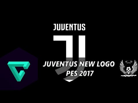 PES 2017 / Descargar New Kit JUVENTUS New Logo 2017-2018 HD