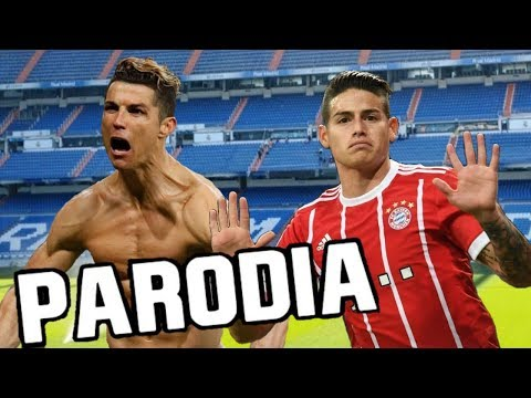 Canción Real Madrid VS Bayern Munich (Parodia Maluma – El Préstamo) 2-2 FRAN MG Re-RESUBIDO