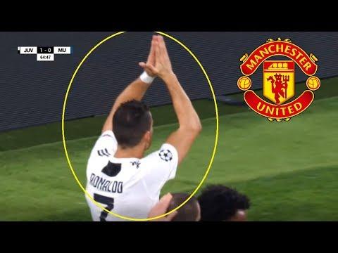 Cristiano Ronaldo Goal ⚽ Juventus Vs Manchester United 1-2 ⚽ 2018\2019 ⚽ HD #Ronaldo