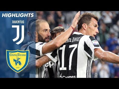 Juventus 3-0 Chievo | Highlights | Giornata 3 | Serie A TIM 2017/18