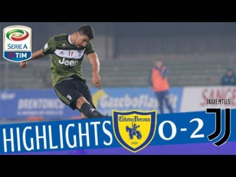 Chievo – Juventus 0-2 – Highlights – Giornata 22 – Serie A TIM 2017/18