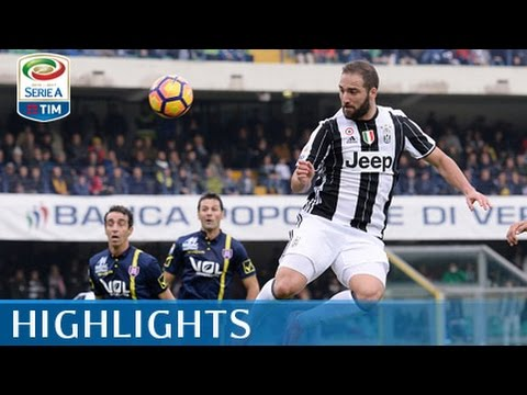 Chievo – Juventus – 1-2 – Highlights – Giornata 12 – Serie A TIM 2016/17