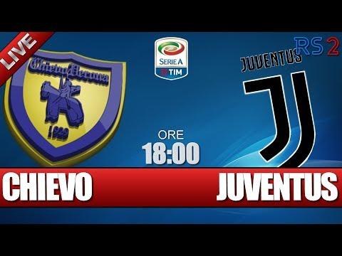 CHIEVO – JUVENTUS – SERIE A – 18-08-2018 – Telecronaca live in streaming debutta Cristiano Ronaldo