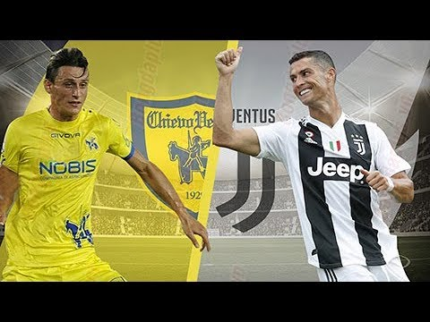 Live Juventus vs Chievo HD