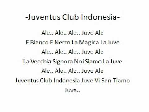 Cori Juve – Juventus Club Indonesia