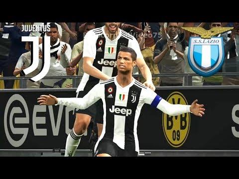 """Juventus Vs Lazio """"CR7⭐: Sogno Diventato Realtà"""" Acquisti + Trattative Per Entrambe   PES 2018"""