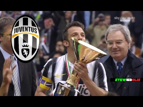 Alessandro Del Piero ● L'Ultima Partita\Last Match for Juventus ● HD #Juventus #DelPiero