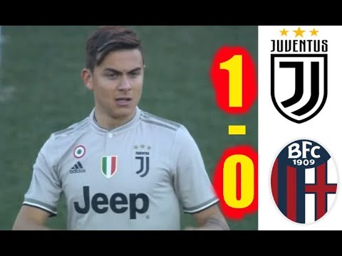 JUVENTUS vs BOLONIA  1 – 0  HIGHLIGHTS FULL GAME 1080i  24/02/2019