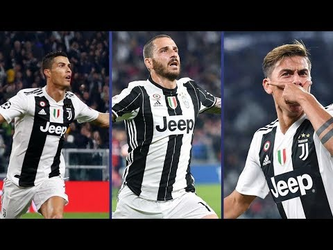[Best] Juventus Player 2018 – 2019