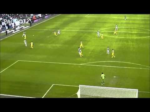 JUVENTUS Vs Chievo Goal Asamoah 1-0