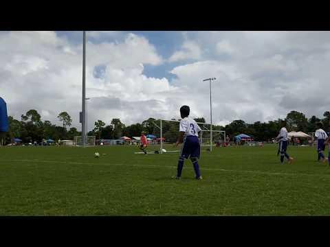 Kraze Krush Juventus u9 vs Orlando City pre ECNL u9 team /Finals/ Florida Elite Tournament 2017