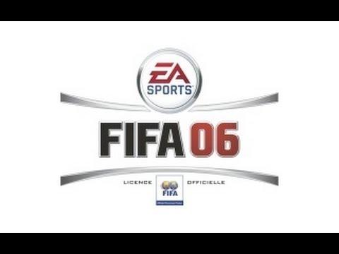 FIFA 2006 Gameplay  Real Madrid vs Juventus  Finals