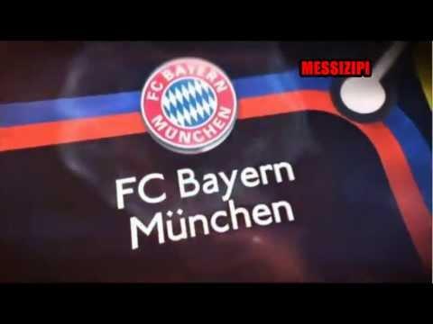 Bayern Munich 4-0 Barcelona 23/04/2013 Promo Champions 2013