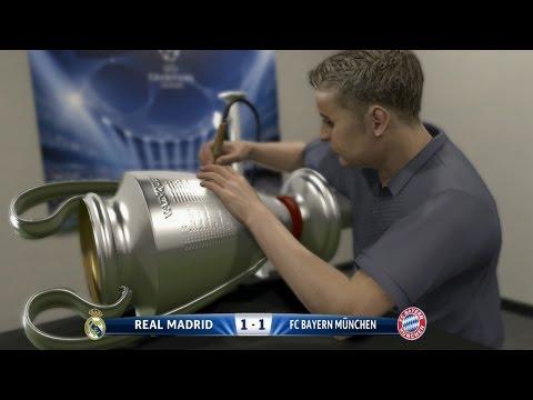 PES 2015 – UEFA Champions League FINAL – Real Madrid vs Bayern Munich