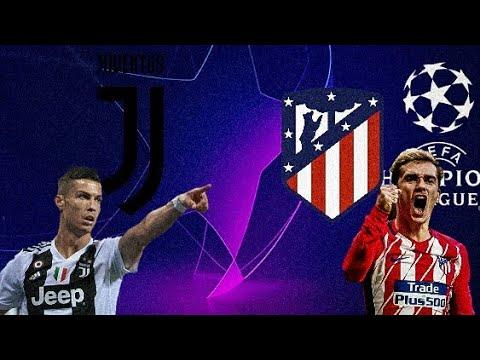 Atletico Madrid Vs Juventus UEFA 2019 Promo  《Thunder》