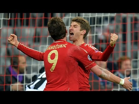 Bayern Munich Vs Juventus 2-0 2012/13~Juventus Vs Bayern Munich 0-2 2012/13 – All Goals [HD]