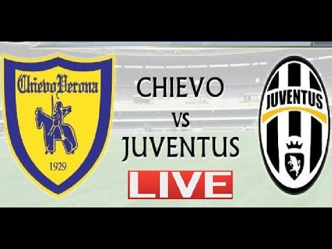Chievo  vs Juventus LIVE Streaming Italian Serie A 27/Jan/2018